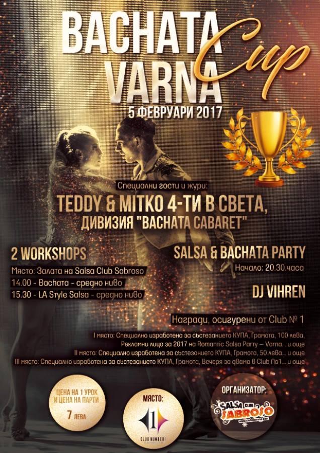 Teddy&Mitko Bachata Cup Varna